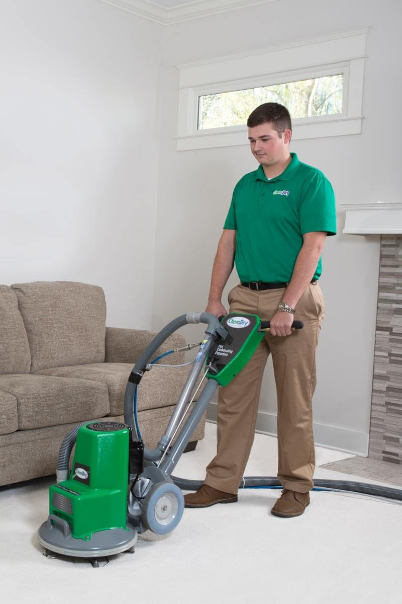 Carpet Cleaning in La Porte | Elite Green Team Chem-Dry