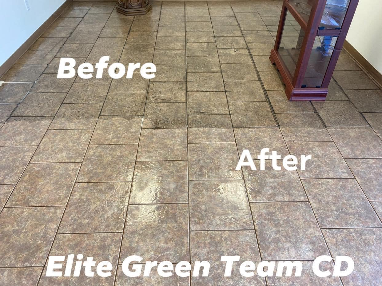 tile cleaning in friendswood